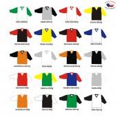 Hokejové dresy VONO - HD2-A