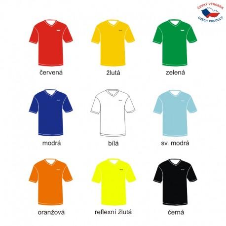 Fotbalové dresy VONO jednobarevné - KR