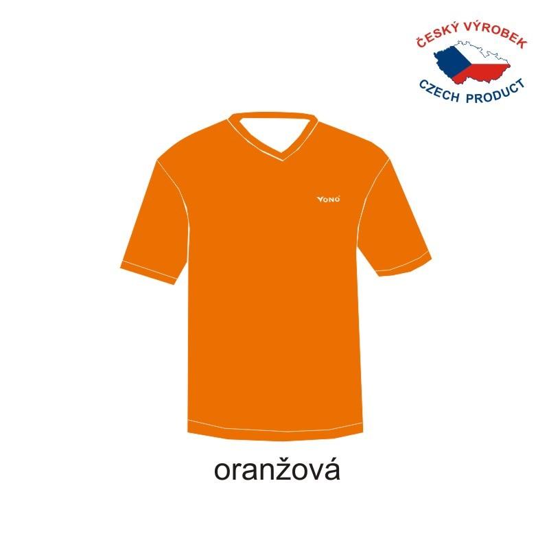 32ac5efe530 Fotbalové dresy VONO jednobarevné - KR - VONO SPORT s.r.o. ...