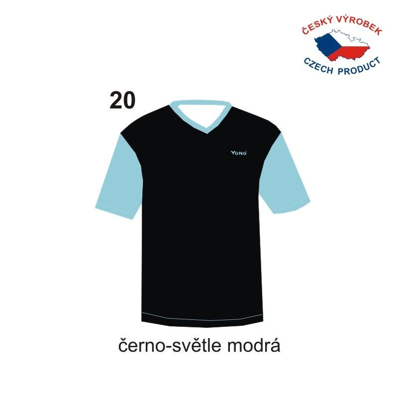 3428928326c Fotbalové dresy VONO dvoubarevné -KR - VONO SPORT s.r.o. - fotbalové ...