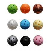 Florbalové míčky TRIX - barevné