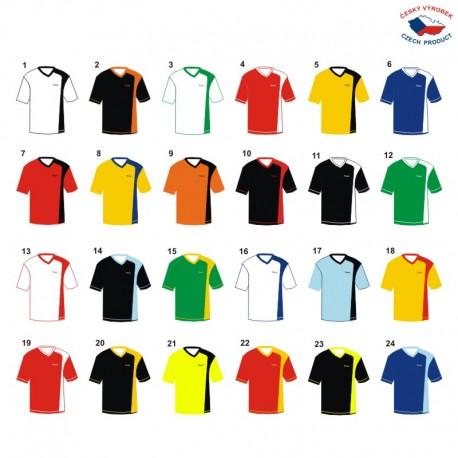 Fotbalové dresy VONO - SDK 2D