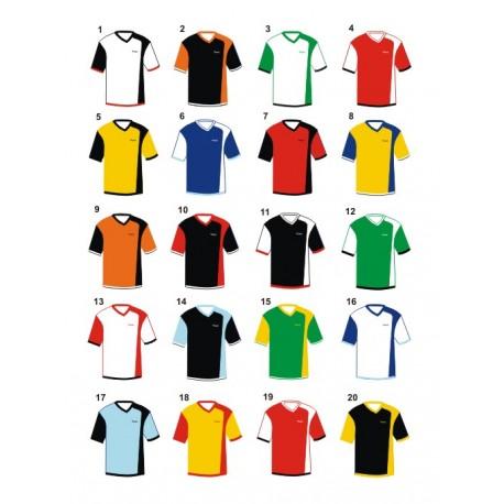 Fotbalové dresy VONO SDK 3